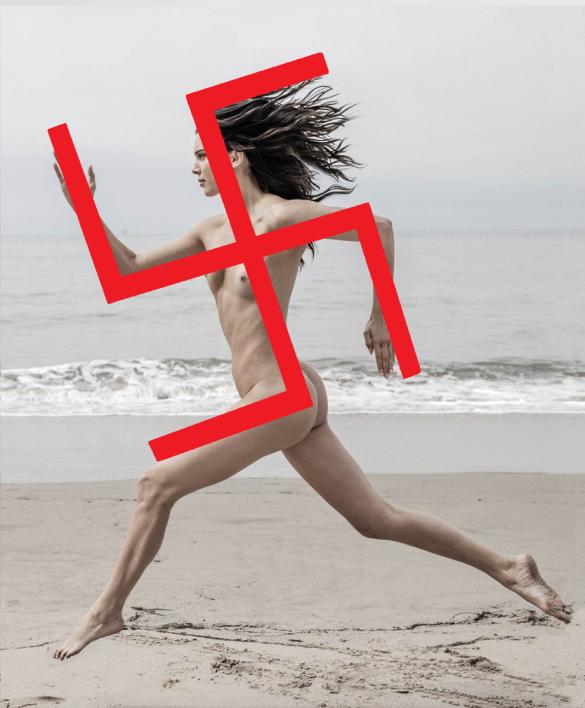 Kendall Swastika